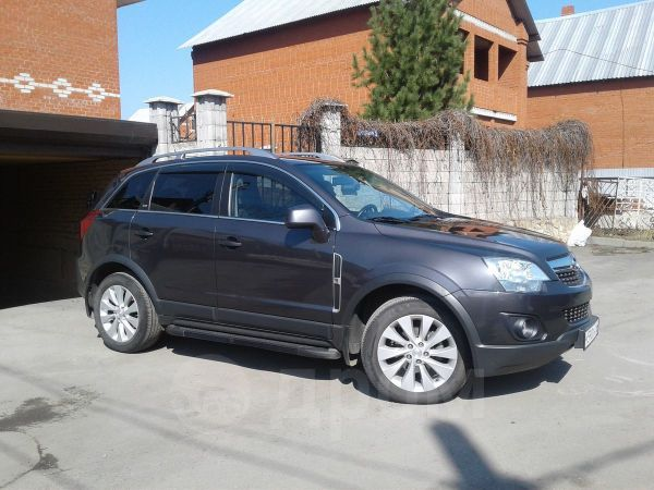 Opel Antara, 2015 год, 1 210 000 руб.