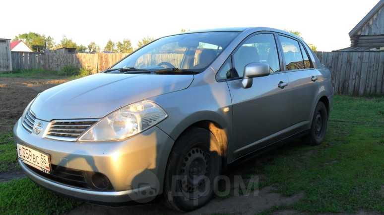 Nissan Tiida Latio, 2004 год, 255 000 руб.