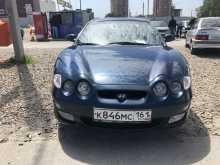 Hyundai Tiburon, 2000 г., Ростов-на-Дону