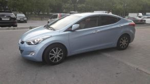 Hyundai Avante, 2011 г., Хабаровск