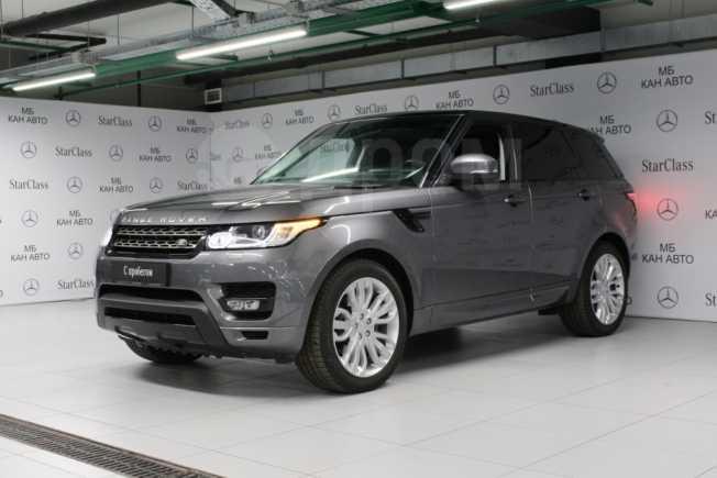 Land Rover Range Rover Sport, 2017 год, 4 299 000 руб.