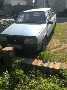 Славгород 21099 1998