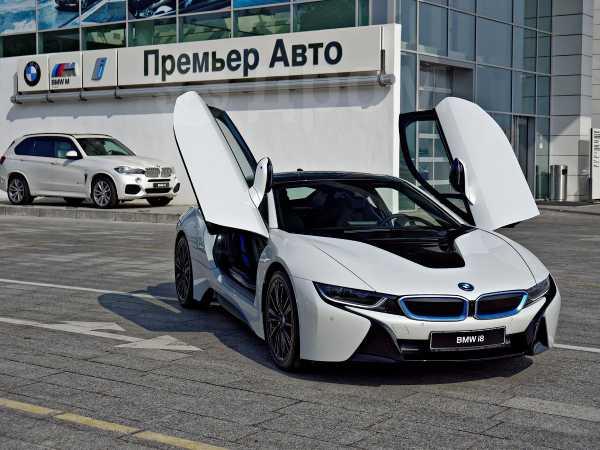 BMW i8, 2018 год, 10 600 000 руб.