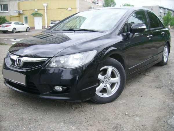 Honda Civic, 2009 год, 490 000 руб.