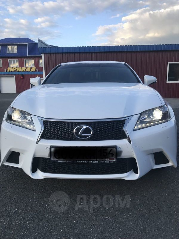 Lexus GS350, 2014 год, 2 050 000 руб.
