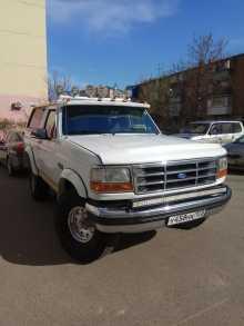 Краснодар Bronco 1994