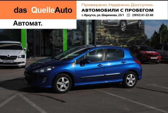 Peugeot 308, 2010 год, 345 000 руб.