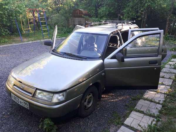 Лада 2111, 2002 год, 125 000 руб.