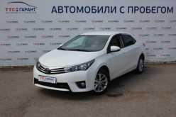 Уфа Corolla FX 2014