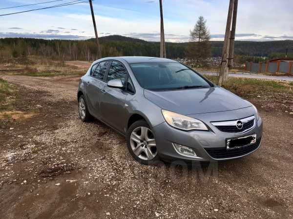 Opel Astra, 2010 год, 418 000 руб.