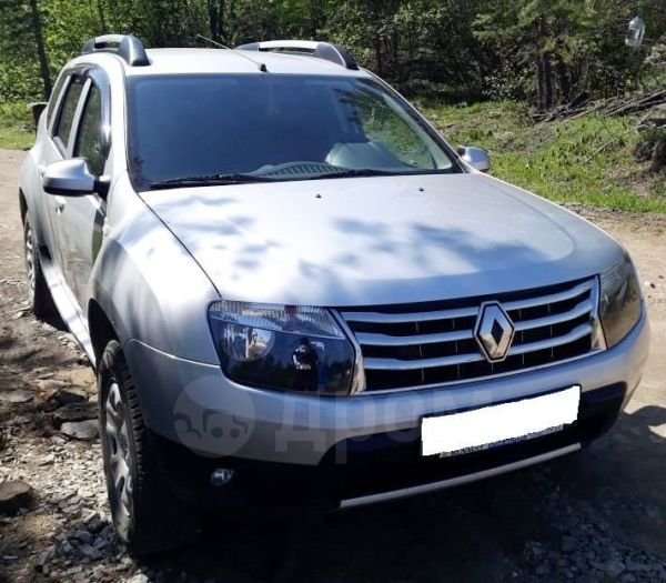 Renault Duster, 2014 год, 700 000 руб.