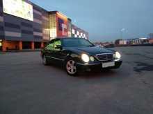Mercedes-Benz E-класс, 2000 г., Новосибирск