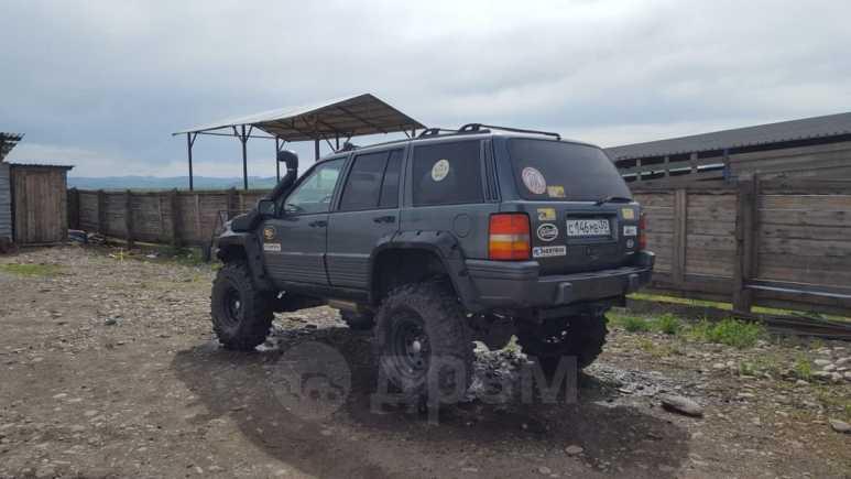Jeep Grand Cherokee, 1995 год, 550 000 руб.