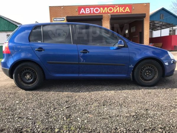 Volkswagen Golf, 2004 год, 320 000 руб.