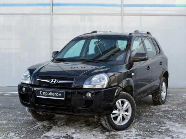 Hyundai Tucson, 2008 год, 499 890 руб.