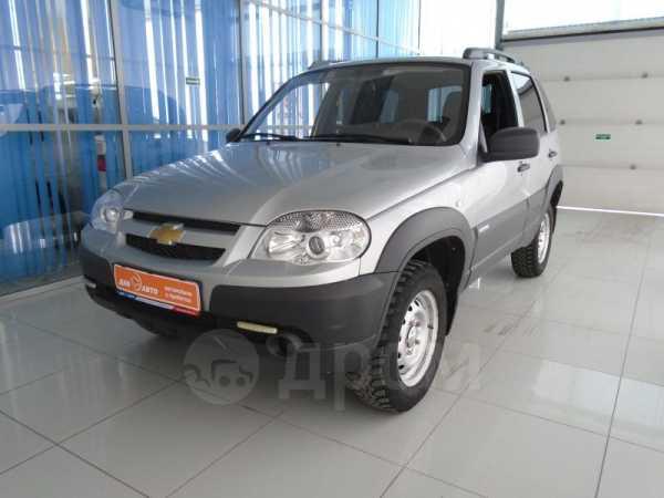 Chevrolet Niva, 2015 год, 397 000 руб.