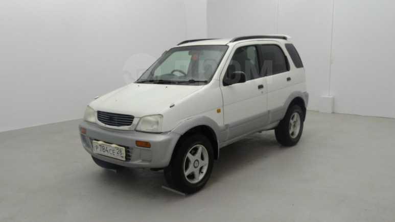 Daihatsu Terios, 1999 год, 230 000 руб.