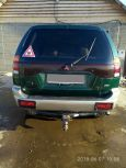 Mitsubishi Montero Sport, 2000 год, 487 000 руб.