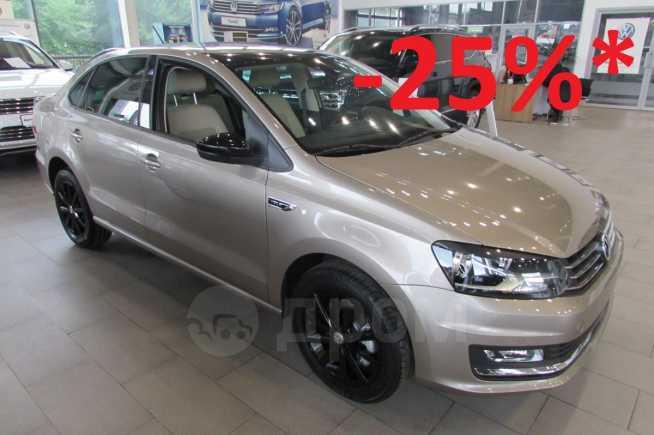 Volkswagen Polo, 2018 год, 998 860 руб.