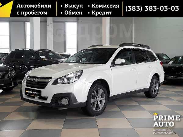 Subaru Outback, 2014 год, 1 359 000 руб.