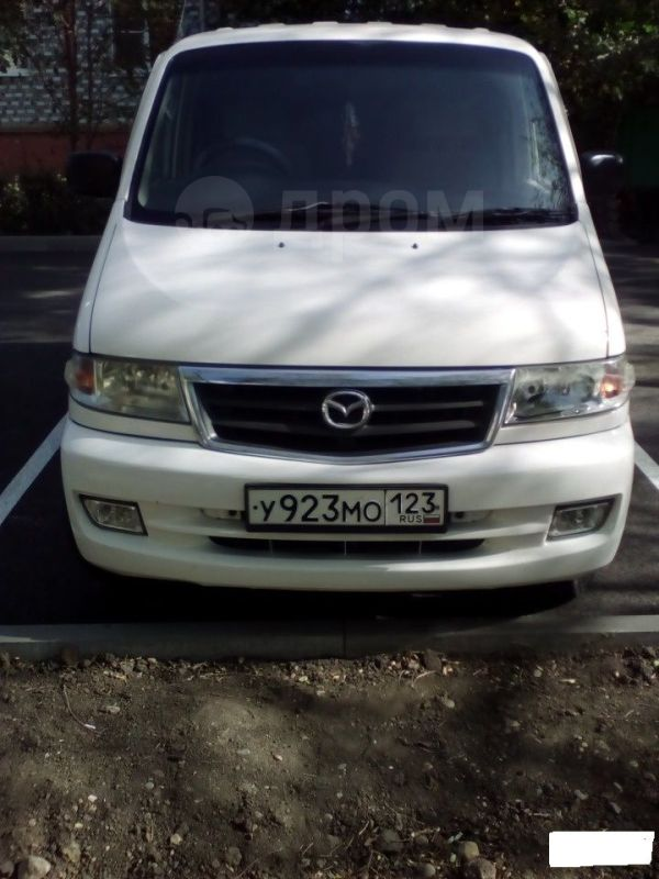 Mazda Bongo Friendee, 2000 год, 360 000 руб.