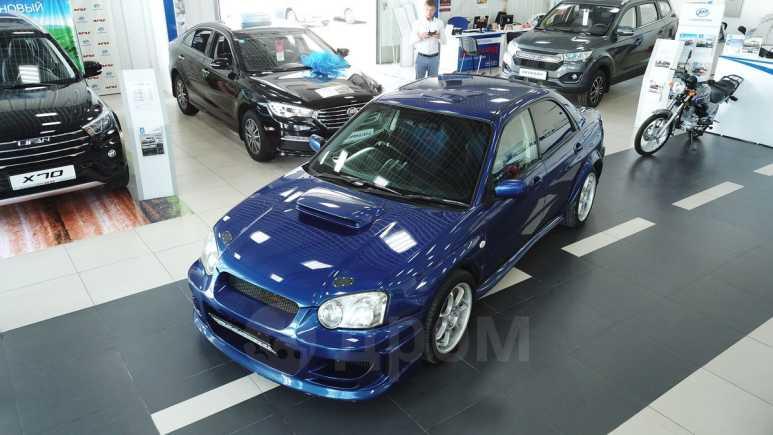 Subaru Impreza WRX STI, 2001 год, 650 000 руб.