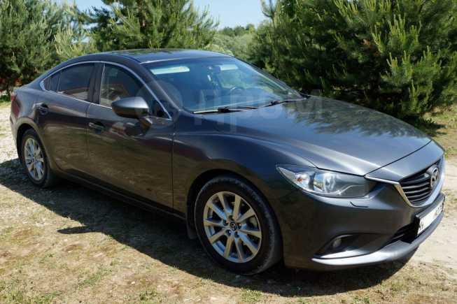 Mazda Mazda6, 2014 год, 930 000 руб.