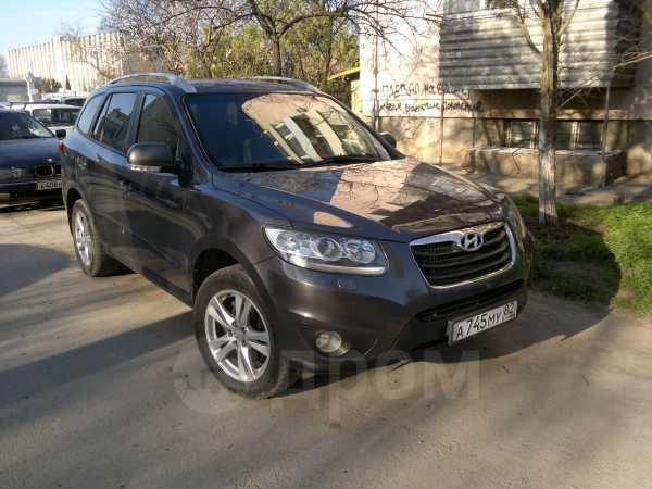 Hyundai Santa Fe, 2010 год, 780 000 руб.