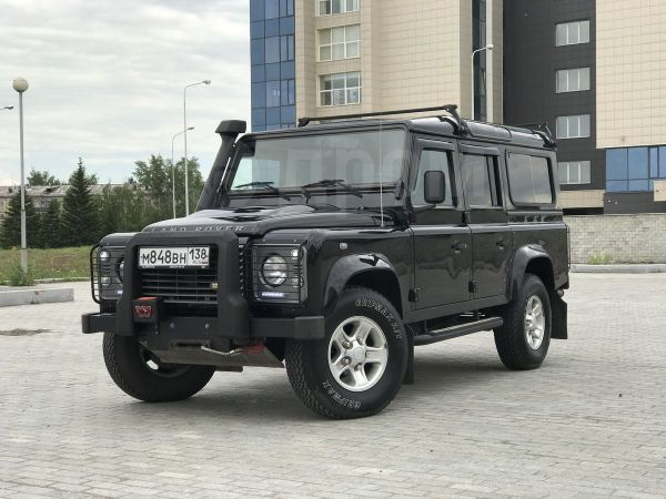 Land Rover Defender, 2009 год, 1 460 000 руб.