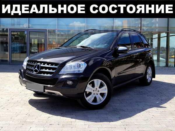 Mercedes-Benz M-Class, 2009 год, 895 000 руб.