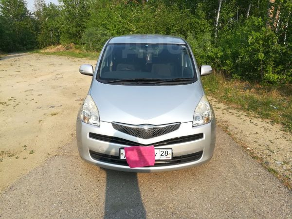 Toyota Ractis, 2008 год, 390 000 руб.
