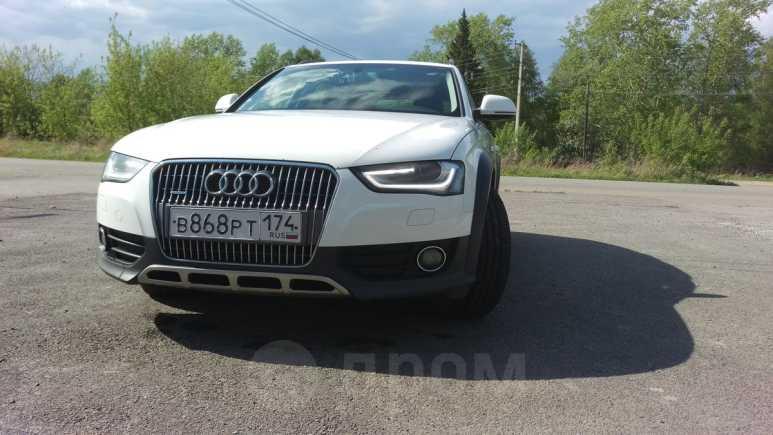Audi A4 allroad quattro, 2013 год, 1 090 000 руб.