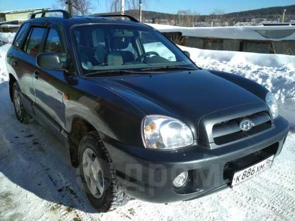 Hyundai Santa Fe Classic, 2008 год, 449 999 руб.