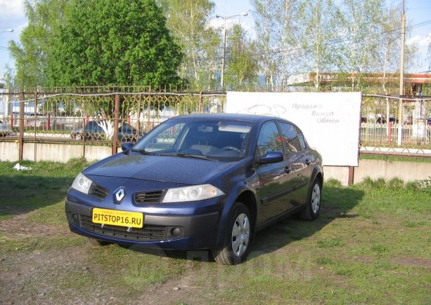Renault Megane, 2006 год, 227 000 руб.