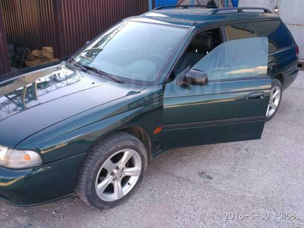 Subaru Legacy, 1996 год, 185 000 руб.