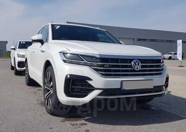 Volkswagen Touareg, 2018 год, 4 776 000 руб.