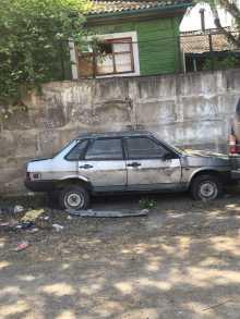 Красноярск Granada 1984