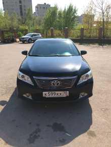 Томск Toyota Camry 2014