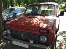 Горно-Алтайск 4x4 2121 Нива 1994