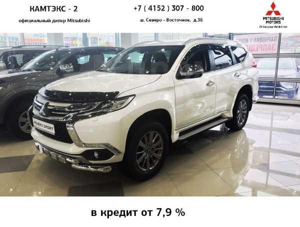 Mitsubishi Pajero Sport, 2018 год, 2 703 000 руб.