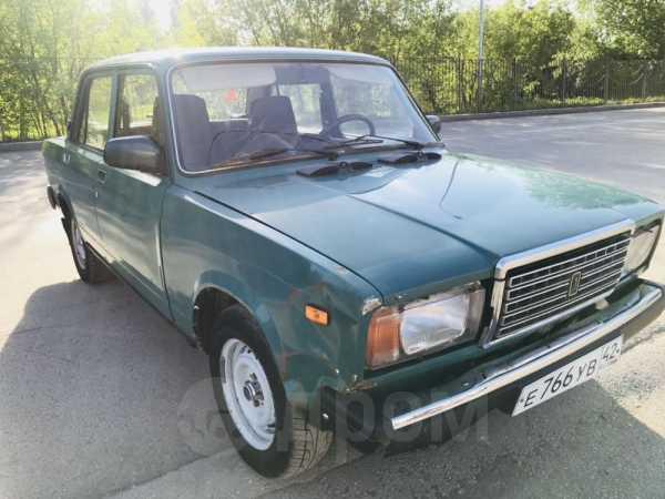 Лада 2107, 2005 год, 55 000 руб.