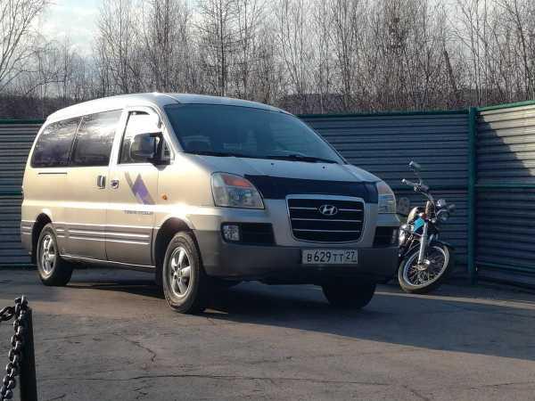 Hyundai Starex, 2006 год, 399 000 руб.