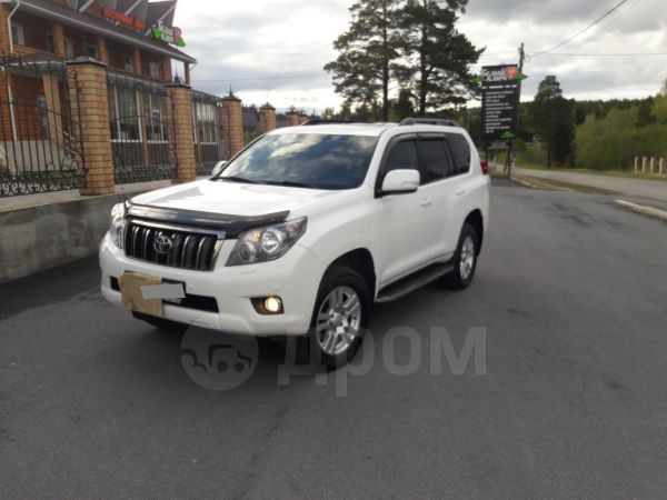 Toyota Land Cruiser Prado, 2010 год, 1 635 000 руб.