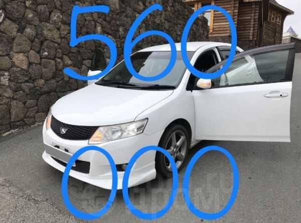 Toyota Allion, 2007 год, 602 000 руб.