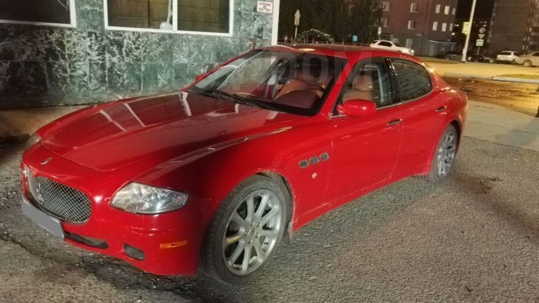 Maserati Quattroporte, 2004 год, 999 000 руб.