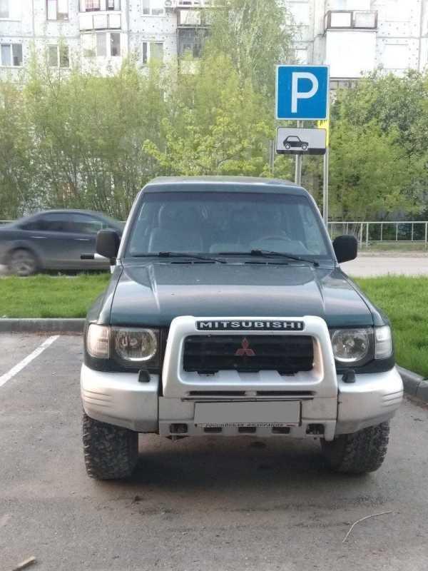 Mitsubishi Pajero, 1999 год, 285 000 руб.