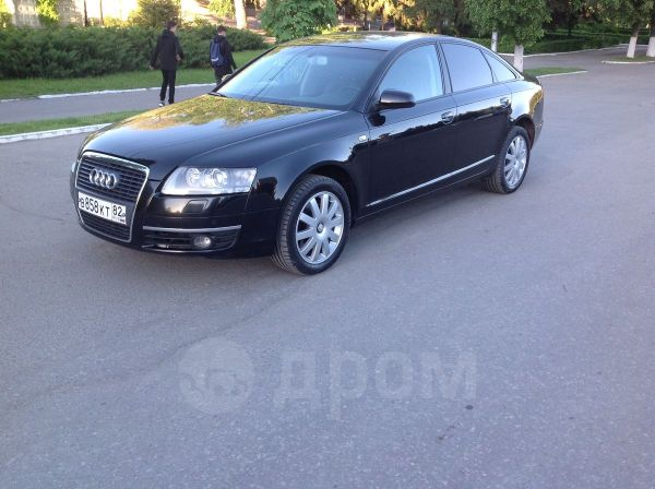 Audi A6, 2007 год, 600 000 руб.