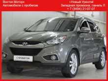 Новый Уренгой Hyundai ix35 2011