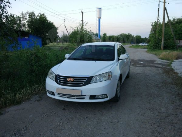 Geely Emgrand X7, 2013 год, 310 000 руб.