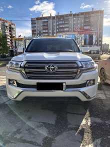 Челябинск Land Cruiser 2015